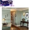 architect Boston MA, before and after,condominium renovation,living room