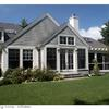 architect Milton MA, custom home, shingle style,family room, breakfast area