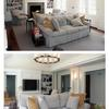 architect Weston MA, exterior makeover, before and after, remodel, addition, renovation, family room, great room